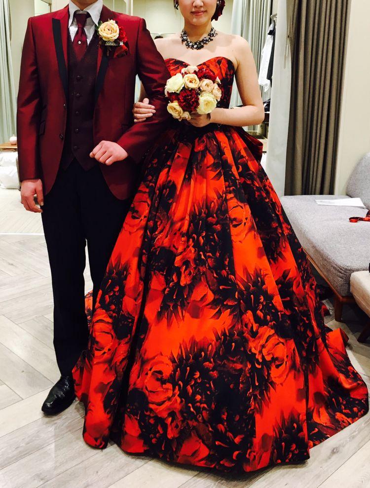 蜷川実花の派手可愛いドレス