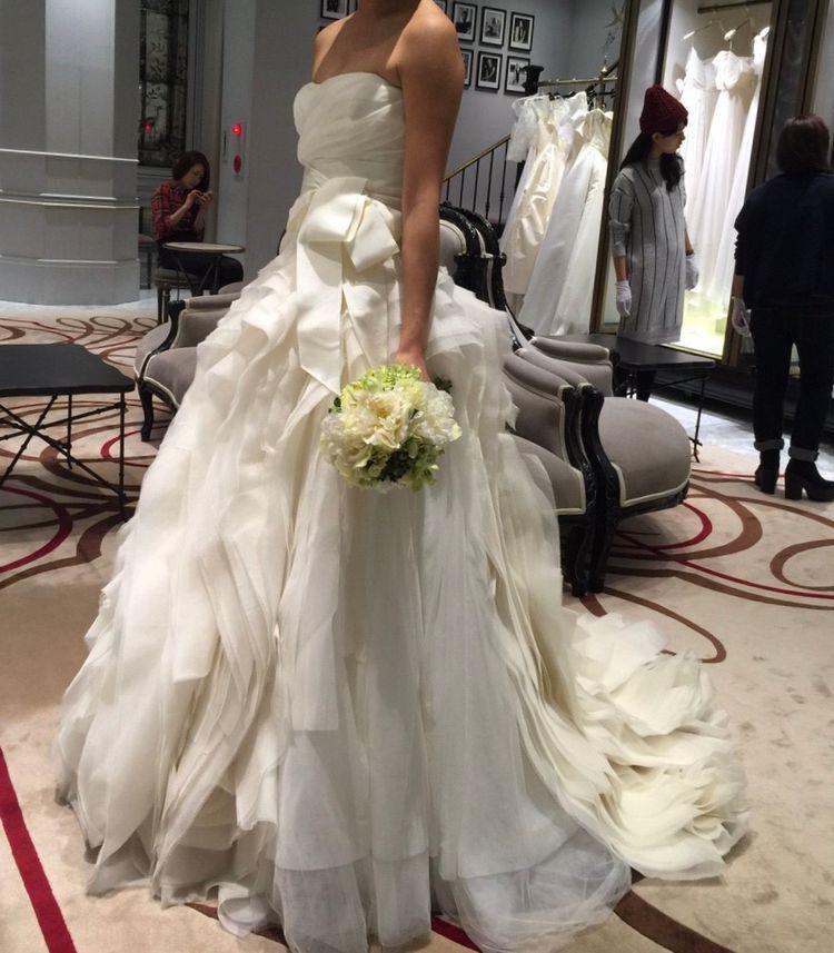 上質なドレス
