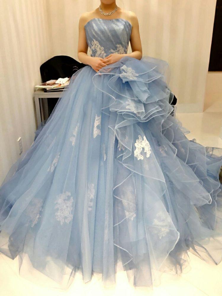 ボリュームたっぷりドレス☆