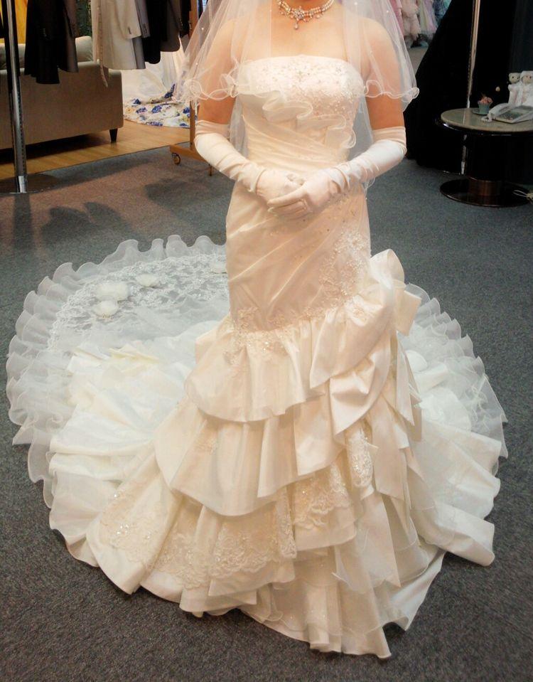 ひとめぼれしたドレス
