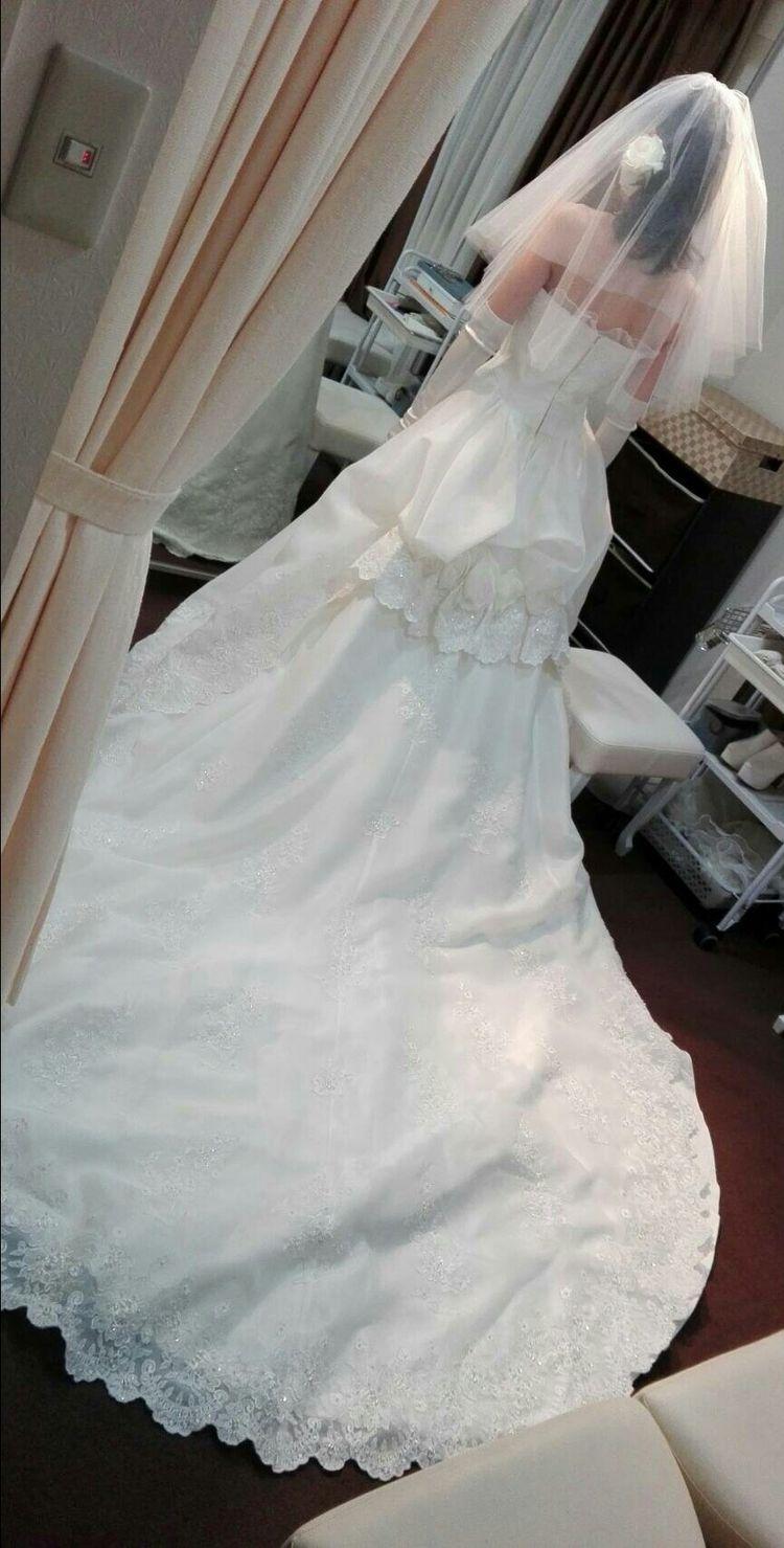 スタイルすっきり見えドレス