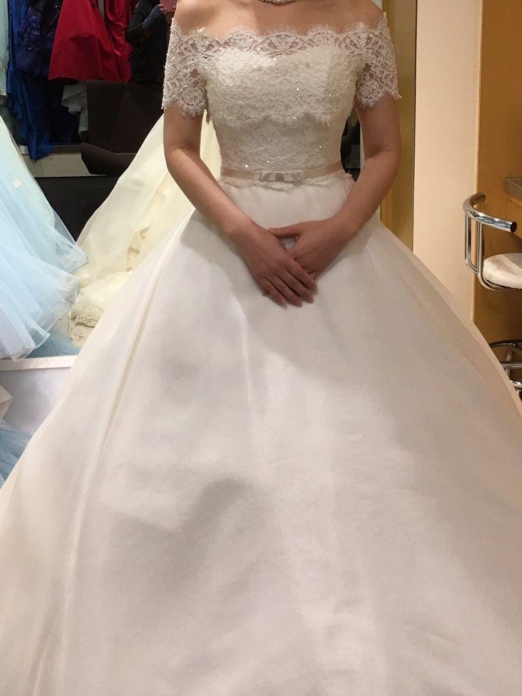 2WAYウエディングドレス