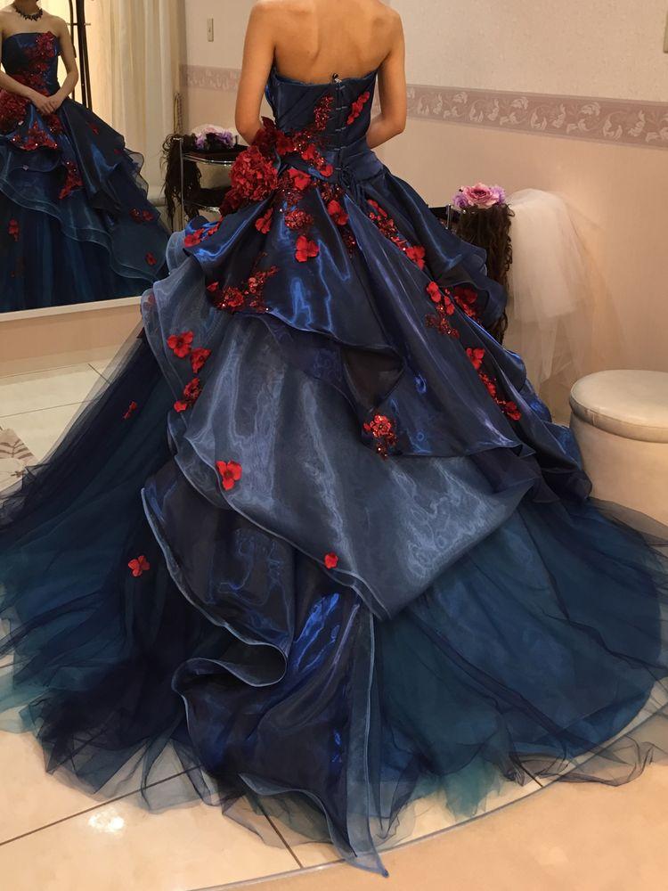 一目惚れのマギードレス