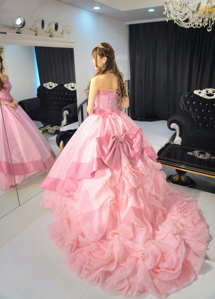 Barbie ピンクドレス⭐️