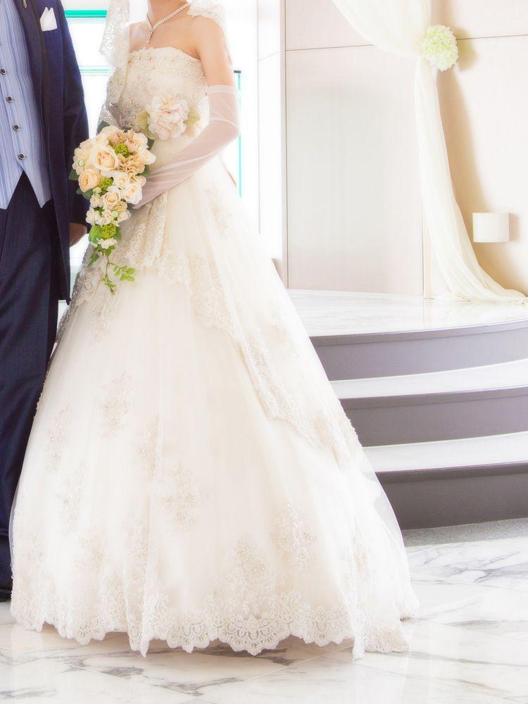 ジルスチュアートの大人可愛いドレス