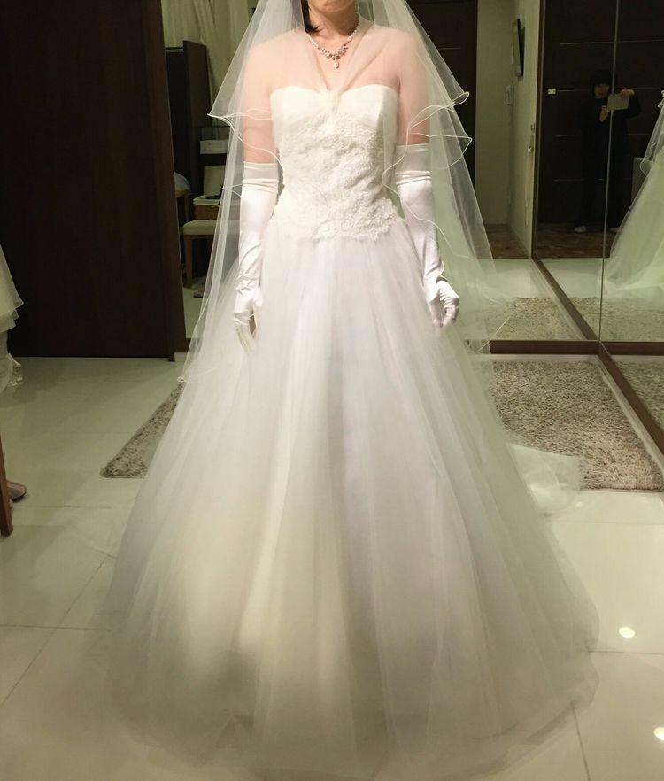 シンプル×キュートドレス