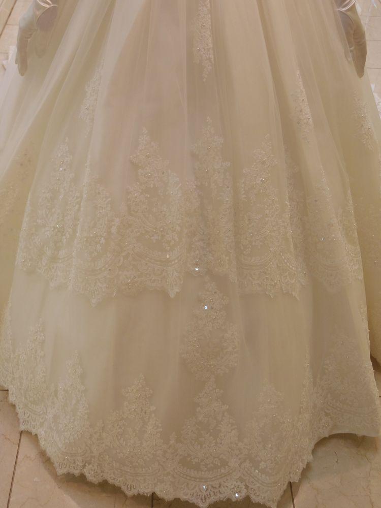 色々なパターンが楽しめるドレス♪