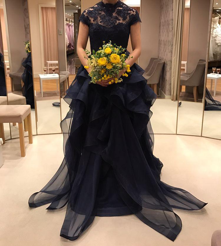 スタイリッシュなドレス