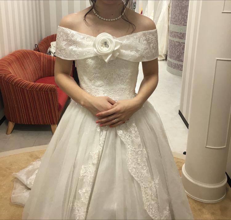 ゼクシィでも紹介されてたドレス