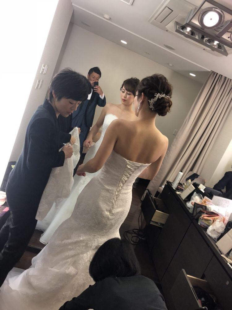 大人マーメイド【3WAYドレス】