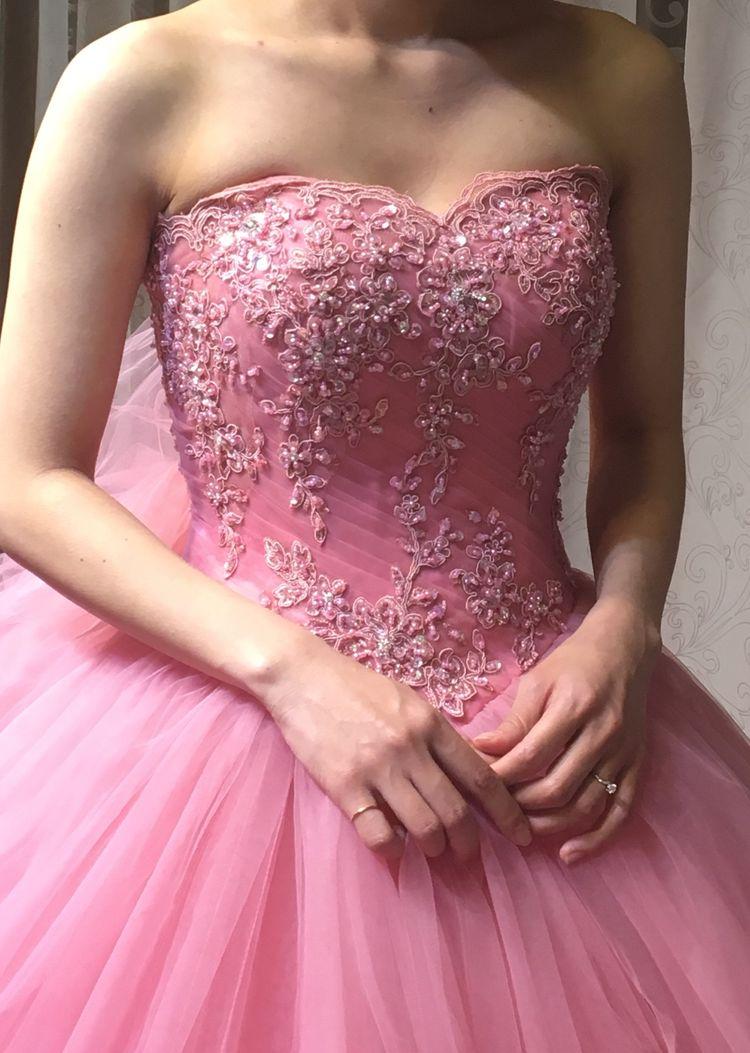 リーズナブルで可愛いドレス