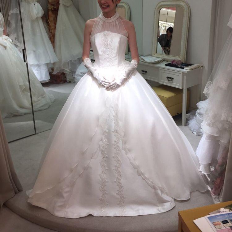 28e7bbbc4d39f 「一度は着てみたいお姫様風ドレス」いろいろな形のドレスを試着してみたいと選んだのが、一度は着て...口コミ・評判