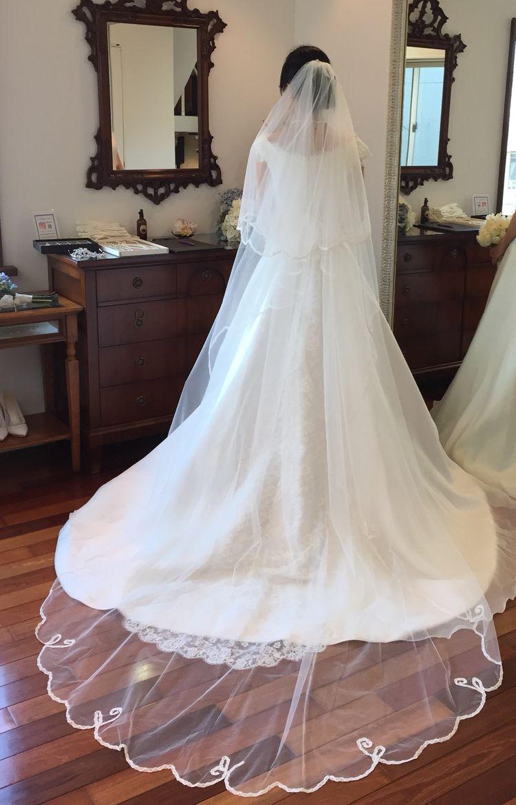 イタリアで作られたナチュラルなドレス