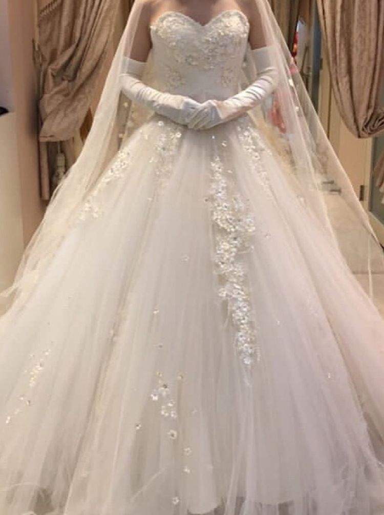 世界にたった1着のドレス
