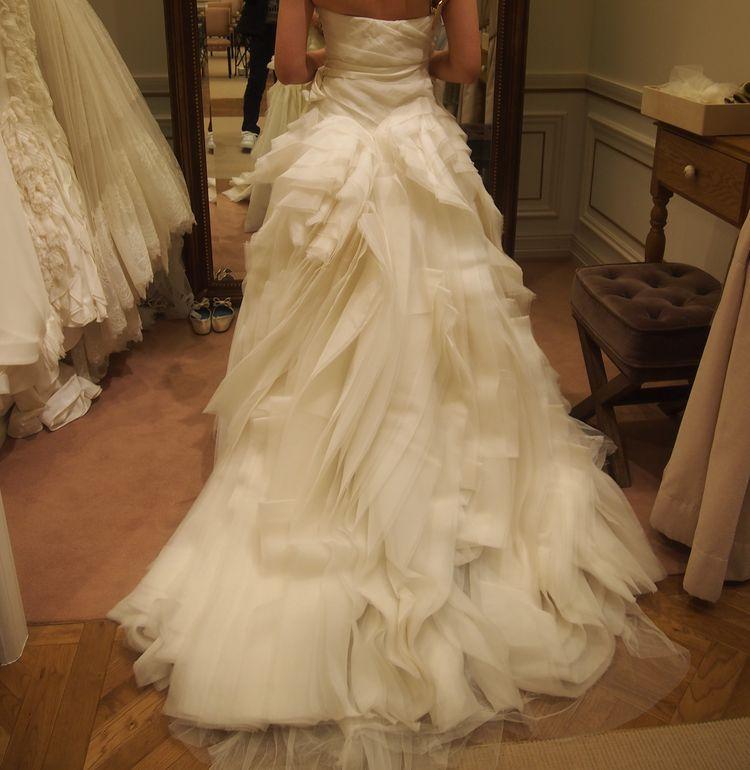 憧れのドレス