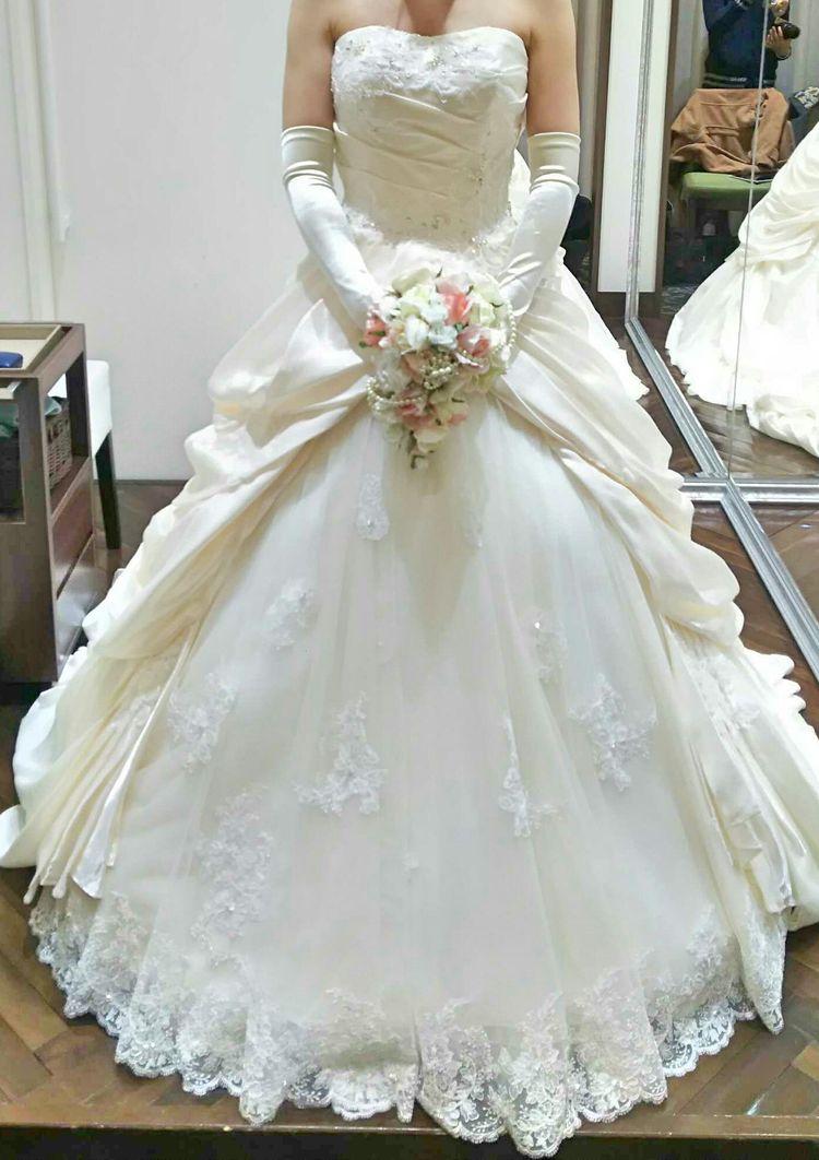 タカミブライダルのドレス
