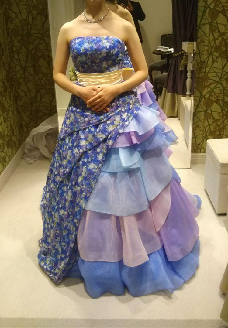 とっても可愛いドレスです!