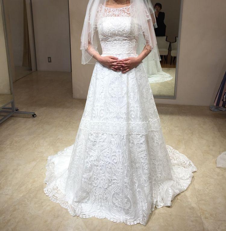 e537e151f89e2 「アナスイのシンプルで清楚なドレス」アナスイといえば派手なイメージなのに、きわめてシンプルなデザ...口コミ・評判