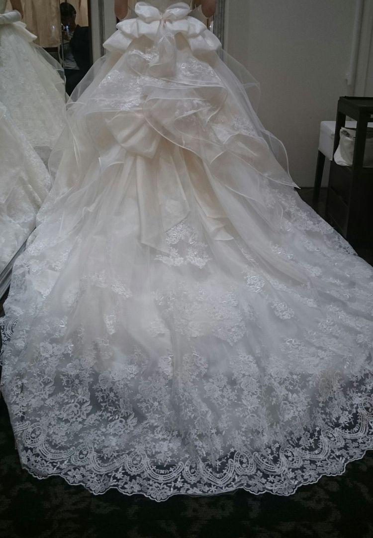 タカミブライダル人気ナンバー1ドレス