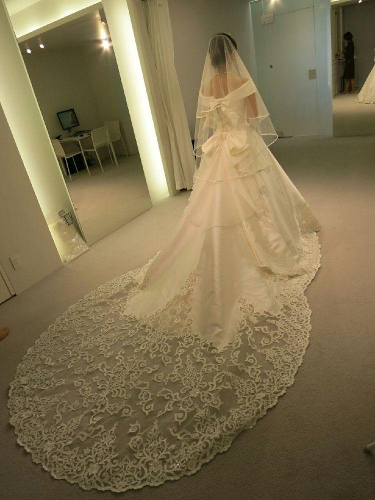 2wayタイプのドレス