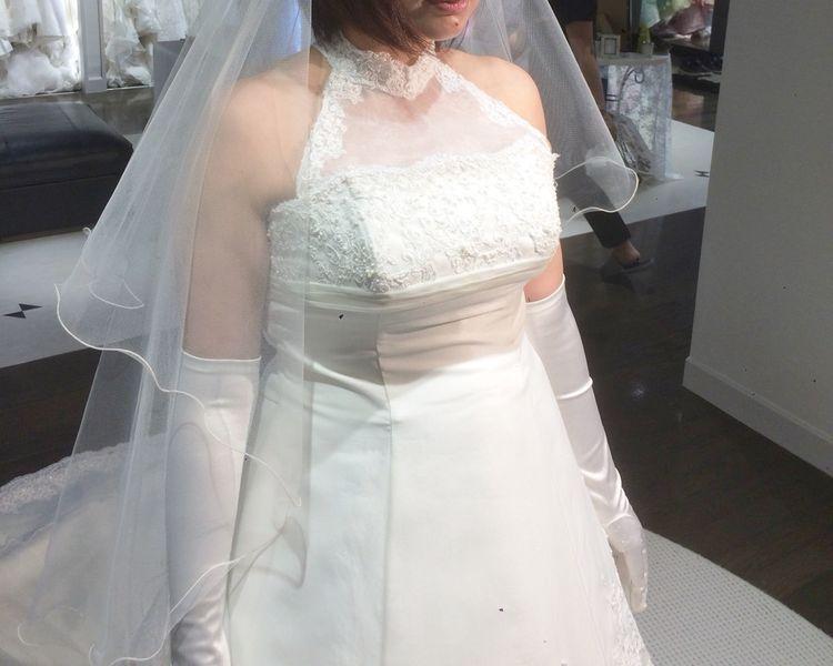 アメリカンスリーブドレス