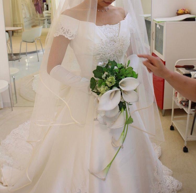 王道ドレス