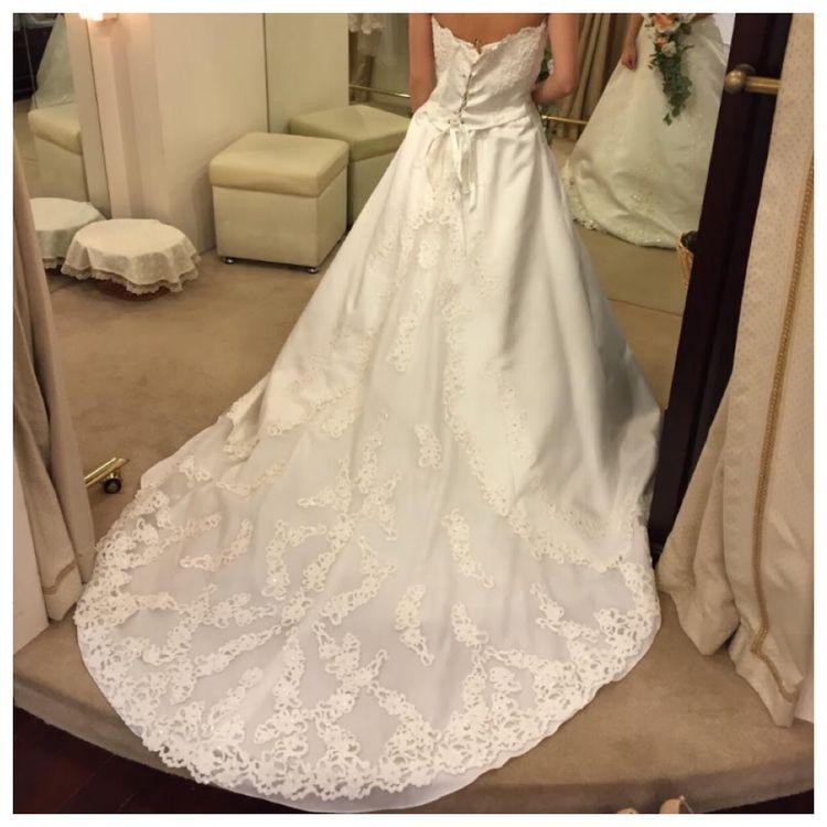 王道な花嫁スタイル