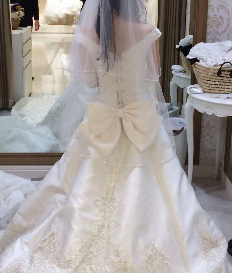 気品のあるドレス