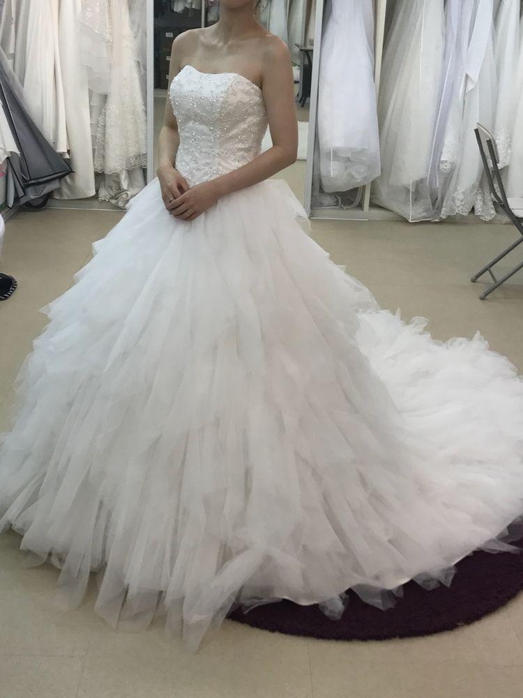 コスパ◎ふわふわドレス
