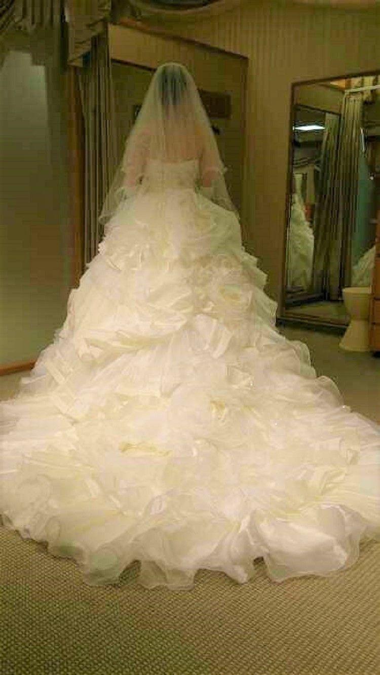 フリフリ可愛い姫ドレス
