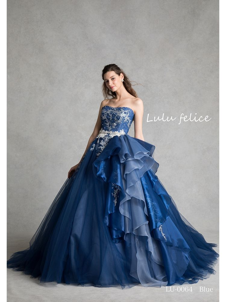 LU0064 blue