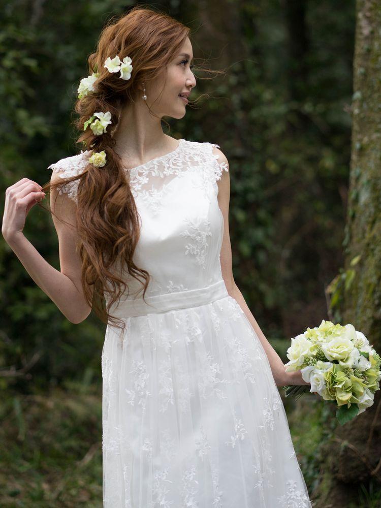 ウエディングドレス No.32