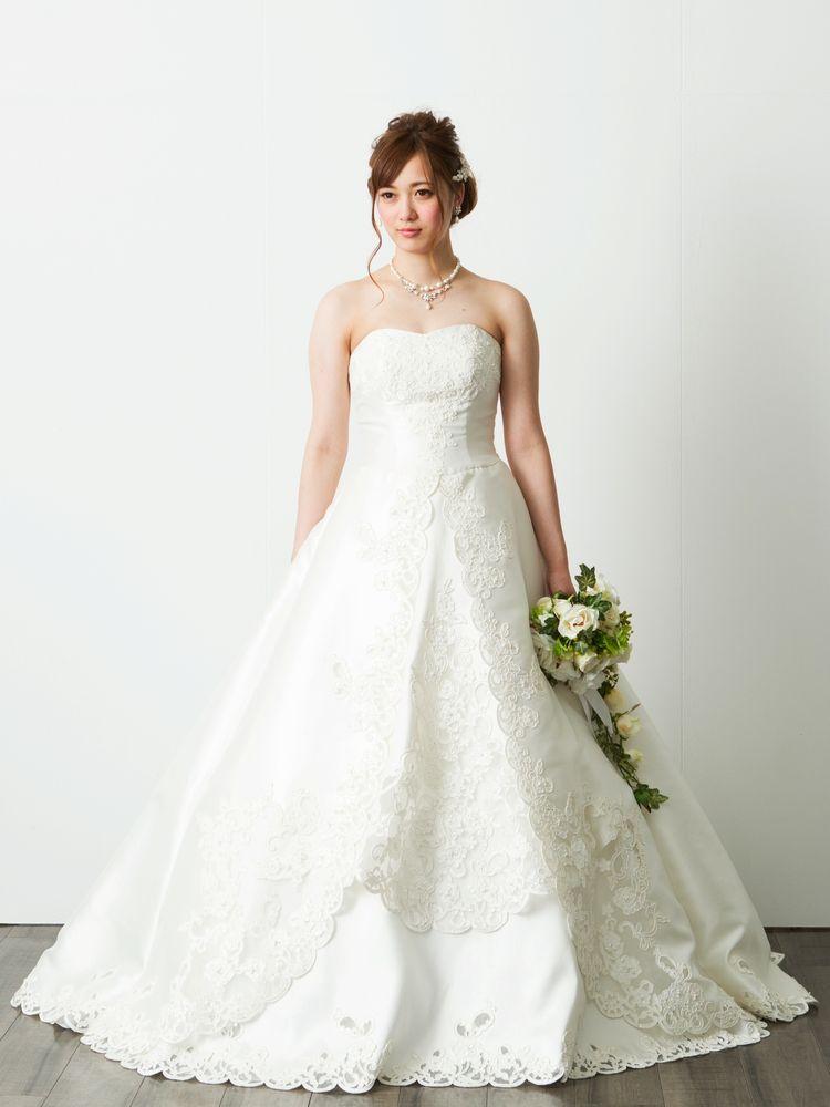 ウエディングドレス No.44