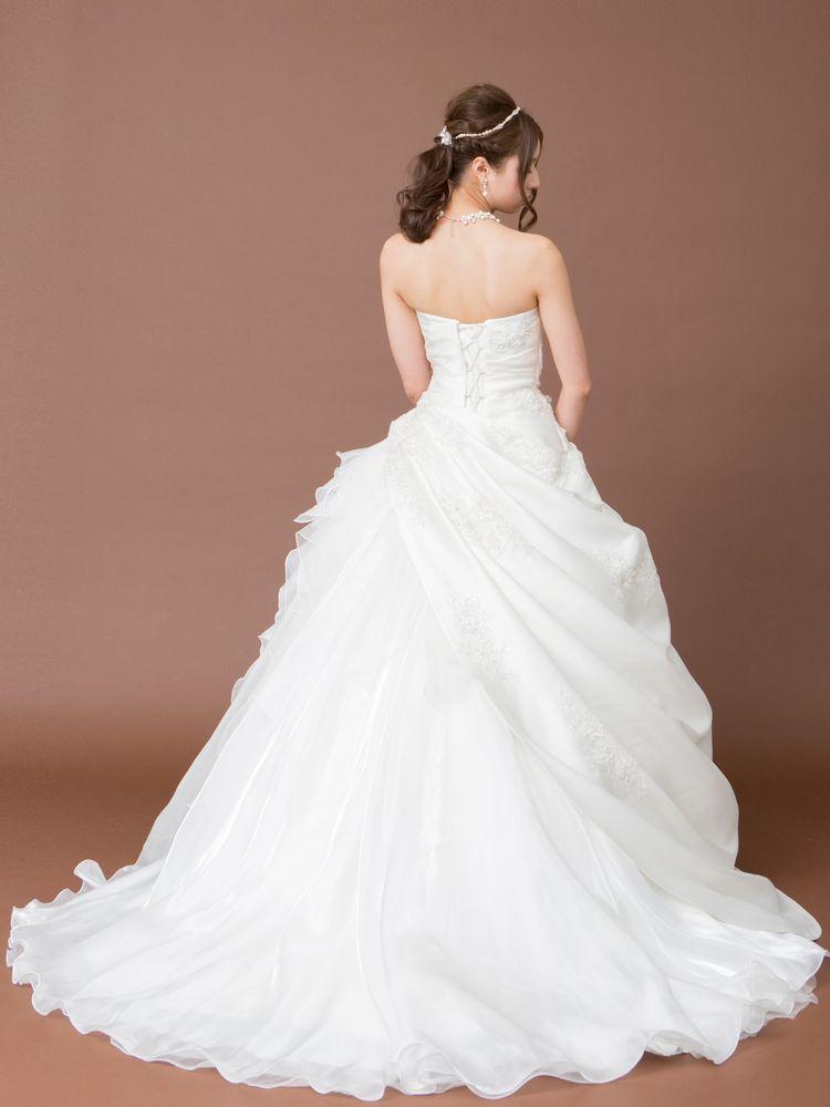ウエディングドレス No.4