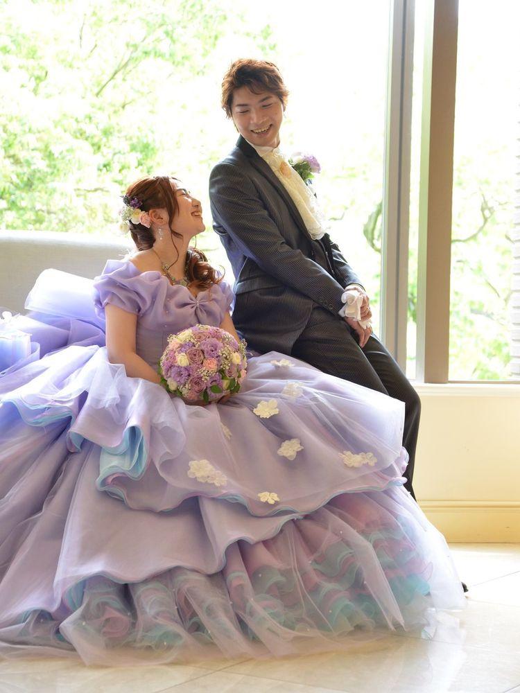 【リーガロイヤルホテル東京】T様ご夫妻