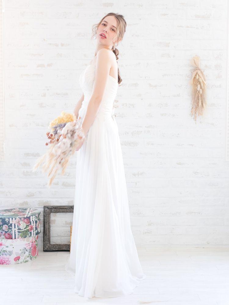 大阪ウェディングドレス26