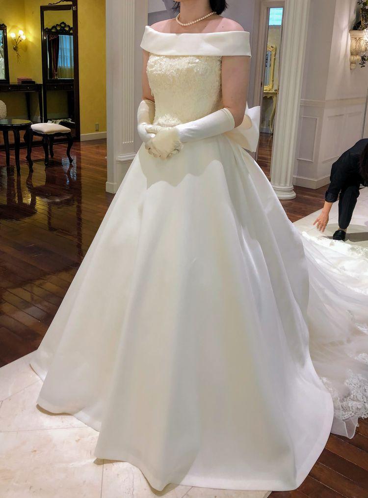 ニューグランド限定のドレス