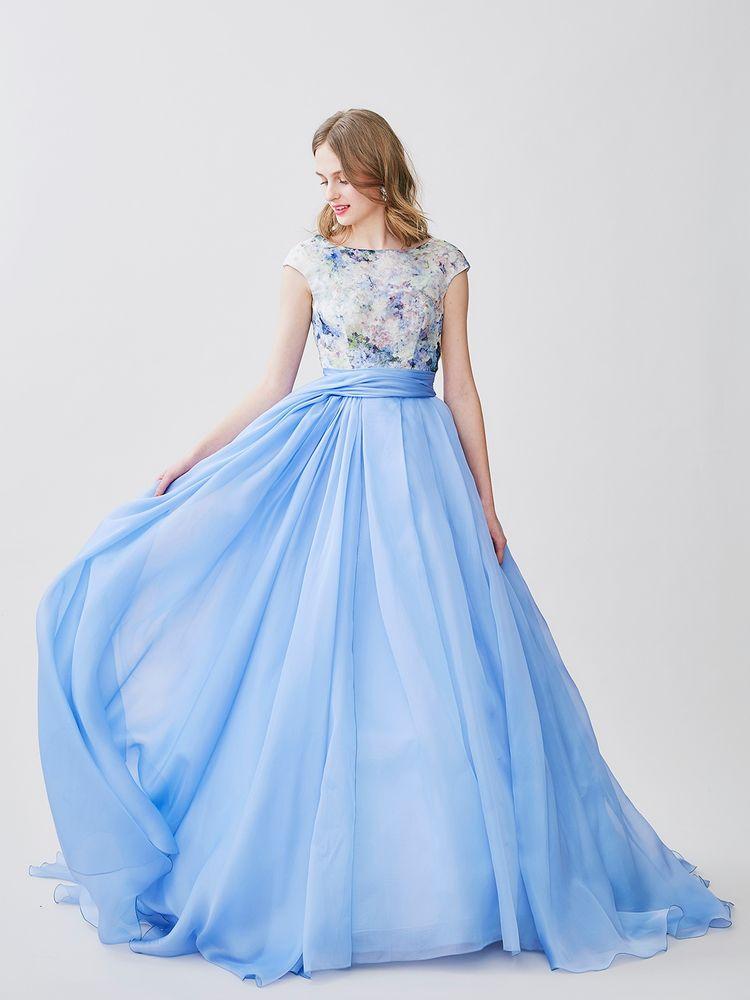 c53f92fbbd200 プルーン|innocently(イノセントリー)|ウェディングドレスの口コミサイト ウエディングパークドレス