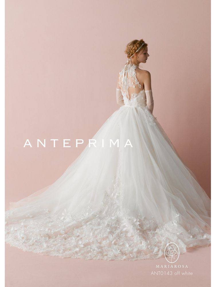 <ANTEPRIMA>乙女心を刺激する王道プリンセスドレス(ANT0143d)