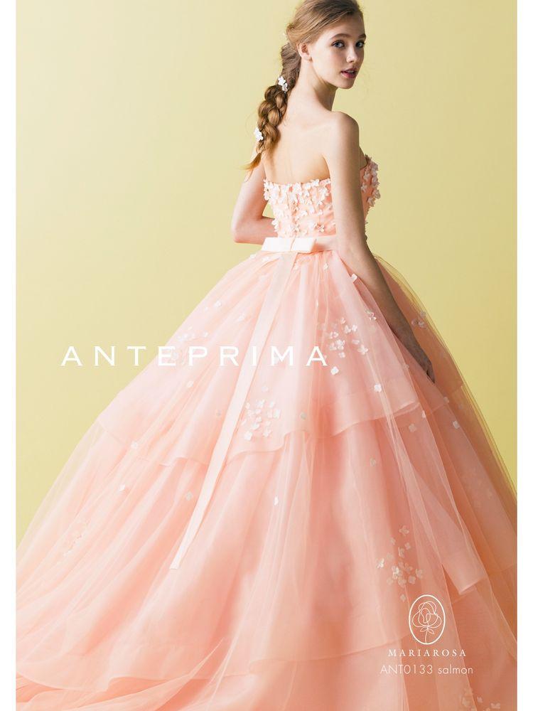 <ANTEPRIMA>小花をあしらったスウィート花嫁に(ANT0133)