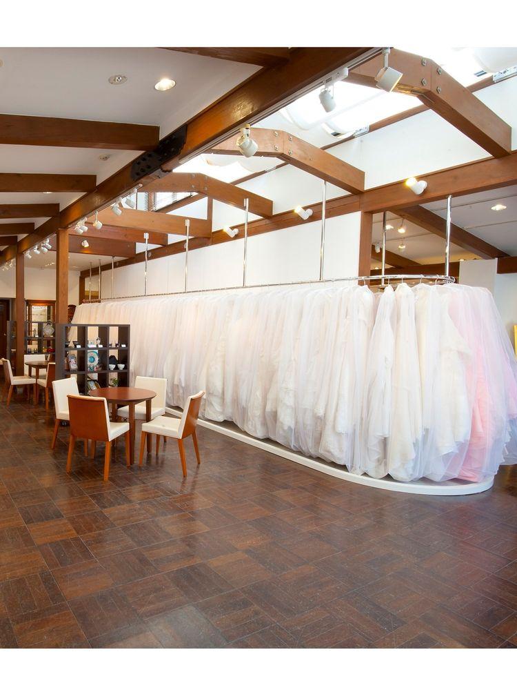 bridal house TUTU 軽井沢サロン