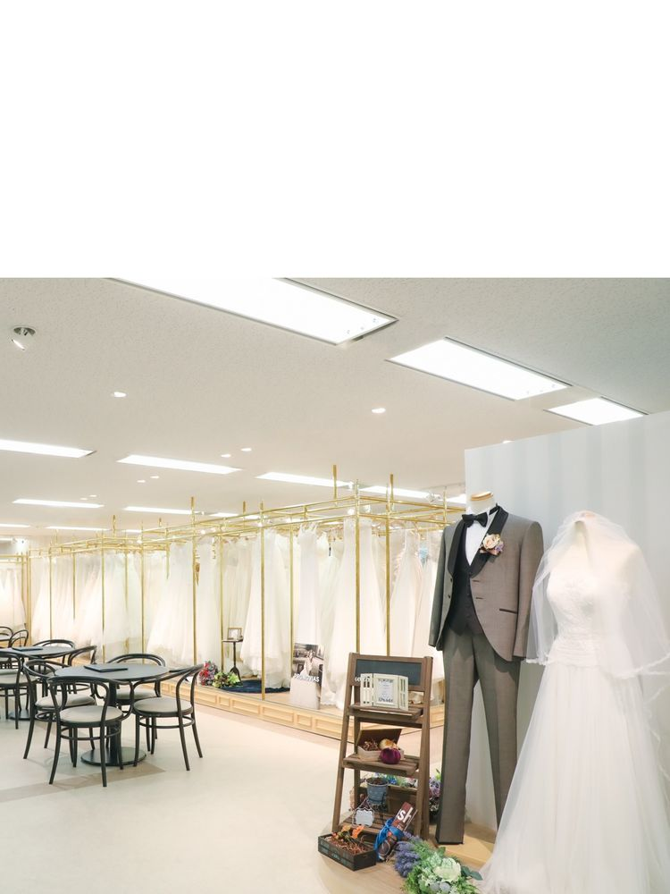 bridal house TUTU 名古屋サロン