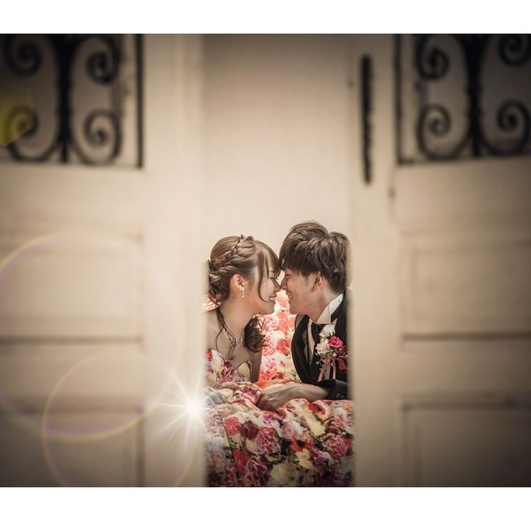 【6月末まで!】ウエディングパークドレス限定プラン♡