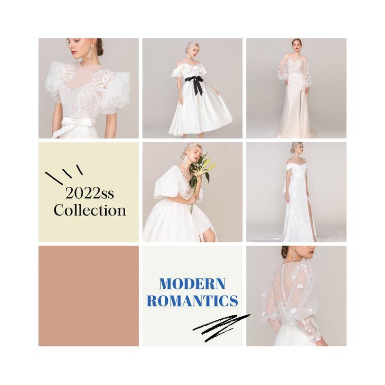 2022春コレクション-Modern Romantics