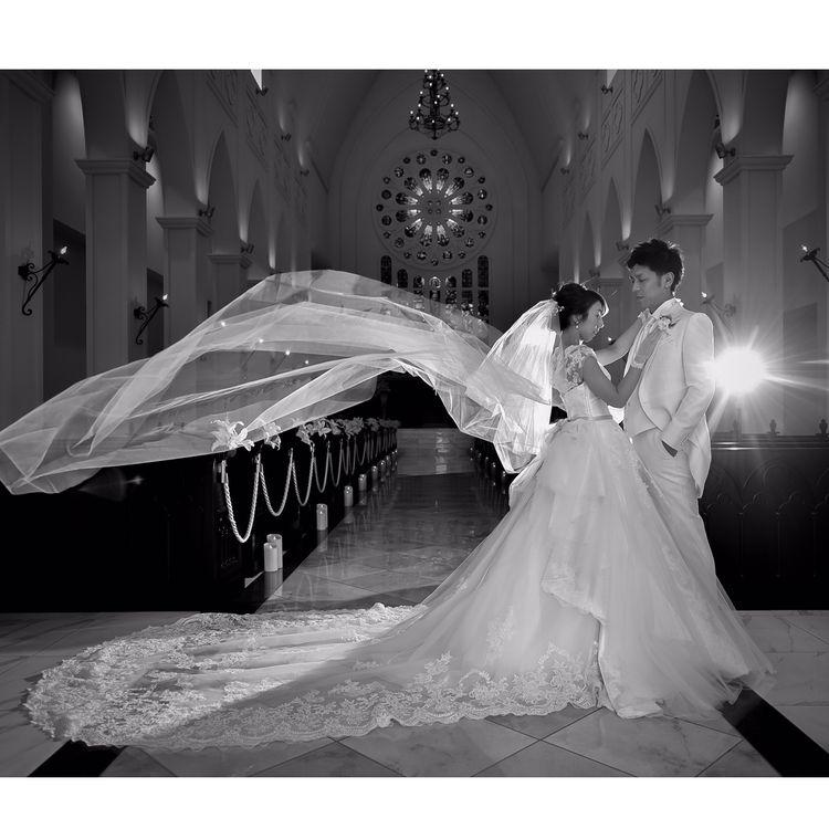 結婚式場で撮る「プレシャスフォトウェディング」が好評です。ローズガーデン、ロイヤルグレース大聖堂にて写真が残せるフォトウェディングが今年からリニューアルされました。