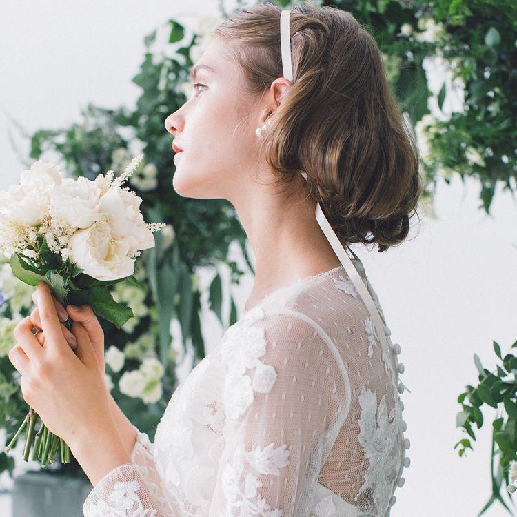 ~WEDDING DRESS~  いつか夢見た 純白のウェディングドレス
