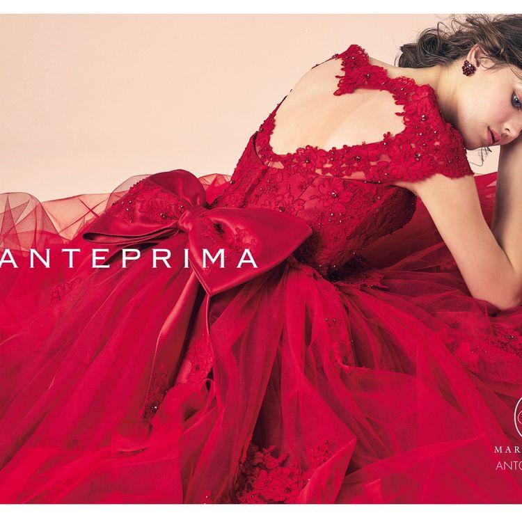 ☆ 新作情報 ☆   ANNTEPRIMAは花嫁を優しく上品に包み込む魔法のドレス ウエディングドレス カラードレス共に新作が入荷しました 全てのアンテプリマをFANの花嫁様にお届けしたいとお取り扱いサイズは5号サイズより19号サイズまでお取り扱いしております