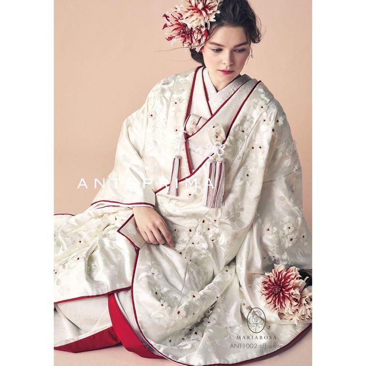 和装コレクション  和装ご検討中のオシャレ花嫁様必見! M/ninagawa・KIYOKOHATA・ANTEPRIMA・THE HANYの和装も取り扱っております