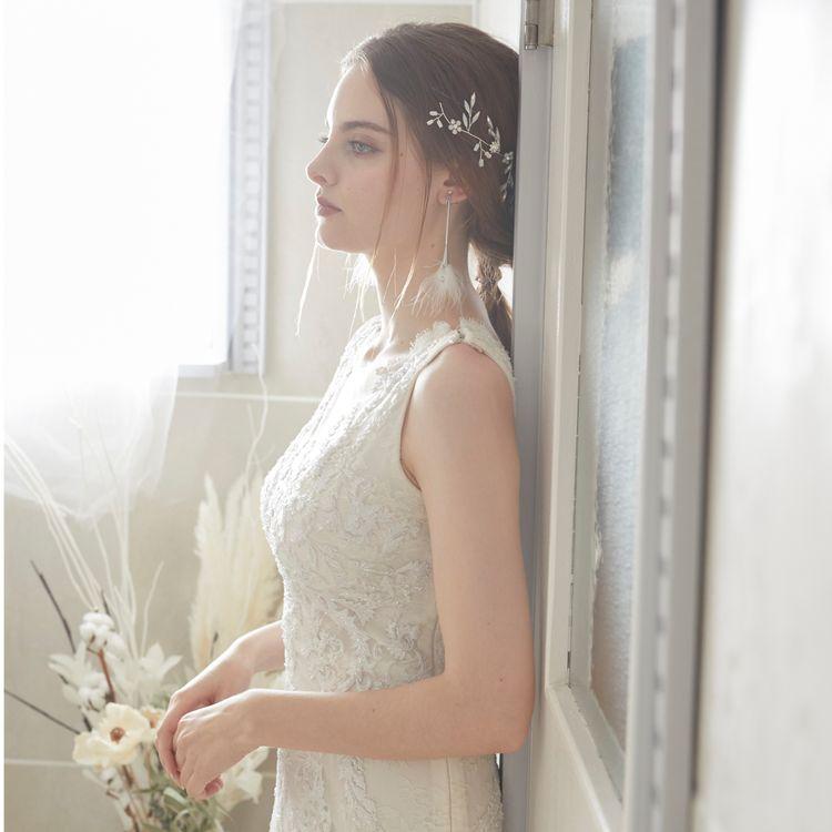 「Ines(イネス)」のマーメイドドレスもお取り扱いしております。